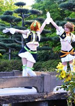 Cosplay-Cover: Rin - No Brand Girls - Love Live!