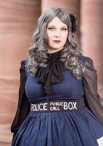 Cosplay-Cover: TARDIS Lolita
