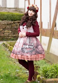 Cosplay-Cover: Lady Sloth - Fairytale Melancholy JSK