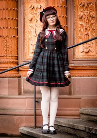 Cosplay-Cover: Frilly Plaid