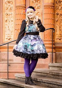 Cosplay-Cover: Lady Sloth London JSK