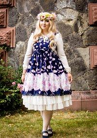 Cosplay-Cover: Thumbelina ~ Maia's wonderful encounter story JSK