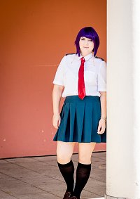 Cosplay-Cover: Kyōka Jirō Sommeruniform