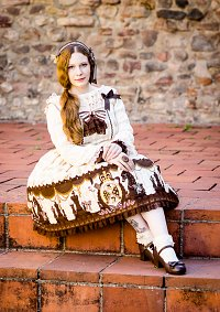 Cosplay-Cover: AP Chess Chocolate (ivory)