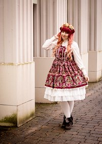 Cosplay-Cover: AP Classic Fairy Tales JSK mit Creme kombiniert