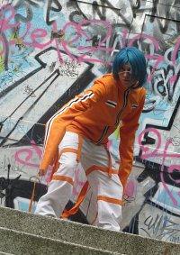 Cosplay-Cover: Agito/Akito