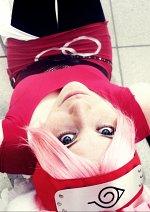 Cosplay-Cover: Sakura Haruno * FanArt