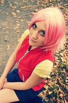 Cosplay-Cover: Sakura Haruno * Homeoutfit