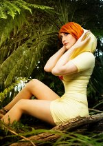 Cosplay-Cover: Nami [Galeera Dress]