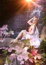 Cosplay-Cover: Asuna Yuuki Titania