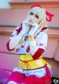 Cosplay-Cover: Kamikaze Kaito Jeanne [Remake]