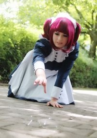 Cosplay-Cover: Meyrin