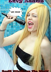 Cosplay-Cover: Envy Adams