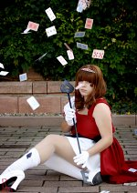 Cosplay-Cover: Queen ♠Of♠ Spades ✿Card Queen