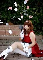 Cosplay-Cover: Queen ♠Of♠ Spades ✿Card Queen