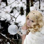 Cosplay: Spirit of Winter ✿