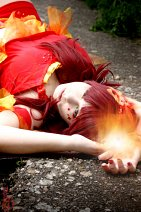 Cosplay-Cover: Lady Fiery ✿ [Phoenix]