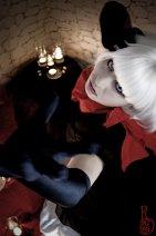 Cosplay-Cover: Darkrai Gijinka # 491 ✿