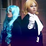 Cosplay: Hatsune Miku ♫ 「Secret Police」