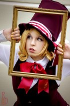 Cosplay-Cover: Kagamine Rin  ✿ [ Alice in Musicland ]