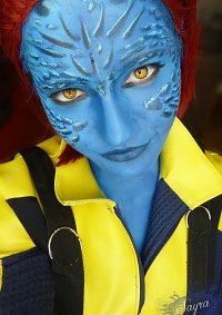Cosplay-Cover: Mystique (First Class)