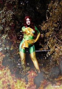 Cosplay-Cover: Jean Grey / Phoenix [ X-Men ]
