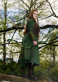 Cosplay-Cover: Tauriel - [ The Hobbit - Travelling Dress ]
