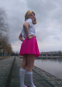 Cosplay-Cover: Rosa Schwarz