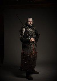 Cosplay-Cover: Geralt von Riva
