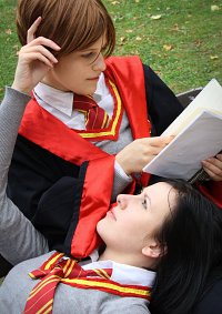 Cosplay-Cover: Remus Lupin [Marauders' Time]