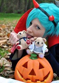 Cosplay-Cover: Ai Mikaze [ Halloween ]