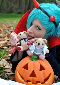 Cosplay-Cover: Ai Mikaze [ Halloween ]