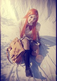 Cosplay-Cover: Orihime *School Version*