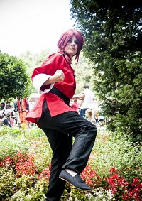 Cosplay-Cover: Ranma (weiblich)