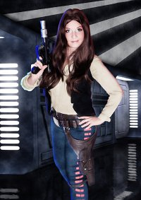 Cosplay-Cover: Han Solo ~female~