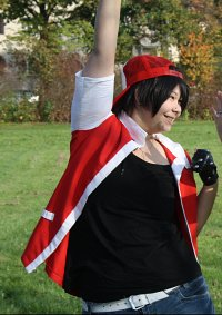 Cosplay-Cover: Red   Basic  