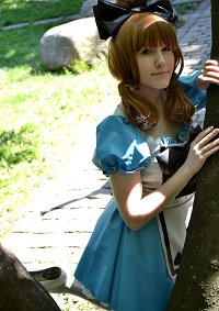 Cosplay-Cover: Raina [Orange Caramel 아잉 PV] (Alice ver.)
