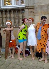 Cosplay-Cover: Fred Feuerstein (The Flintstones)