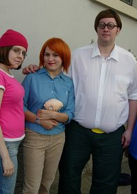 Cosplay-Cover: Lois Griffin