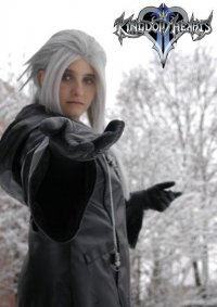 Cosplay-Cover: Xemnas (Normale Form)