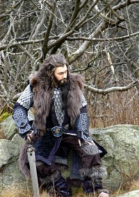 Cosplay-Cover: Thorin Oakenshield (an unexpected journey)