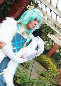 Cosplay-Cover: Lady Ultima [Human Keyblade/ KH2 Ultima]