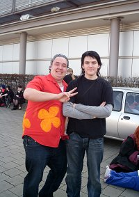 Cosplay-Cover: Kevin E. Lethin (Ben 10: Ultimate Alien)
