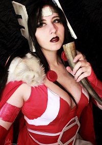 Cosplay-Cover: Lady Sif ᘟ Women of Marvel Comics