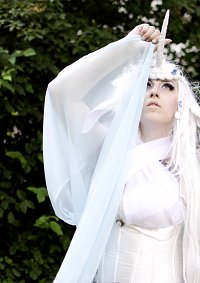 "Cosplay-Cover: The Last Unicorn ᘟ ""gijinka"""