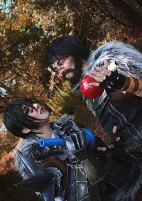Cosplay-Cover: Hawke Marian ᘟ Mantle of the Champion