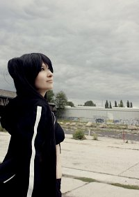 Cosplay-Cover: Black Rock Shooter ミ★『ブラック★ロックシューター』