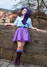 Cosplay-Cover: Rarity [Equestria Girls]