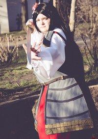 Cosplay-Cover: Midoriko Hime