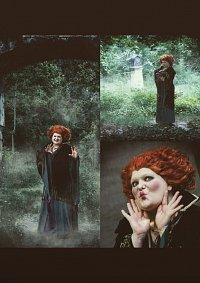 Cosplay-Cover: Winifred Sanderson